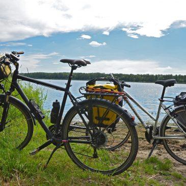 Radfahren am Traunsee